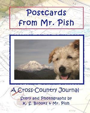 Bog, paperback Postcards from Mr. Pish af K. S. Brooks, MR Pish