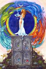 Summoning the Elemental Dragons Journal af Jane Starr Weils
