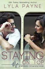 Staying on Top (a Whitman University Novel) af Lyla Payne