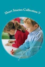 Short Stories Collection V af Worlds Shop, Daniel Rice