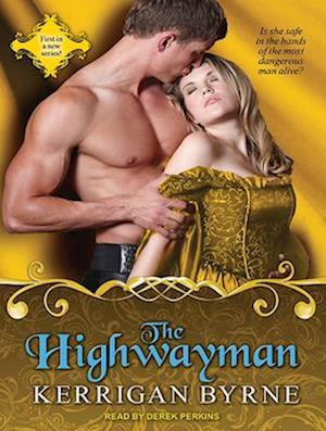Lydbog, CD The Highwayman af Kerrigan Byrne