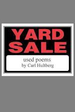 Yard Sale af Carl Hultberg
