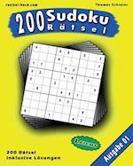 200 Leichte Zahlen-Sudoku 01