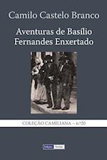 Aventuras de Basilio Fernandes Enxertado