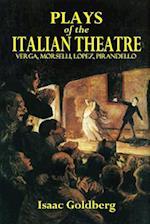 Plays of the Italian Theatre af Sabatino Lopez, Giavanni Verga, Ercole Luigi Morselli