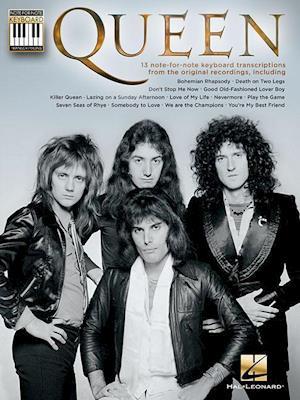 Bog, paperback Queen af Queen