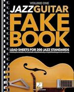 Jazz Guitar Fake Book (nr. 1)