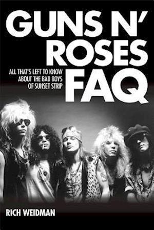 Guns 'n' Roses FAQ