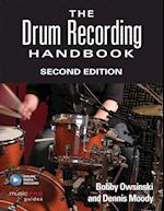 The Drum Recording Handbook (Music Pro Guides)