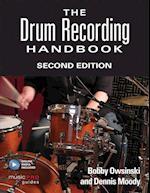 The Drum Recording Handbook (Music Pro Guides)