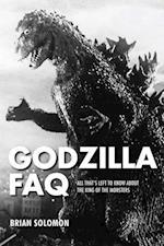 Godzilla FAQ (FAQ Series)