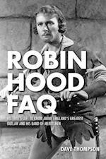 Robin Hood FAQ (FAQ Series)