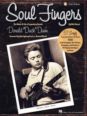 Bog, paperback Soul Fingers af Nick Rosaci