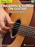 How to Fingerpick Songs on Guitar