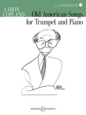 Bog, paperback Old American Songs for Trumpet and Piano af Aaron Copland