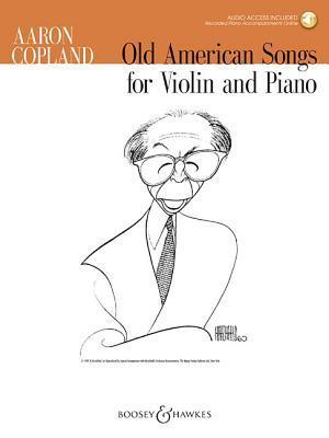 Bog, paperback Old American Songs for Violin and Piano af Aaron Copland
