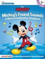 Mickey's Found Sounds (Disney Learning Disney Mickey Friends)