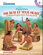 Moana The Beat Of Your Heart (Book/Download)