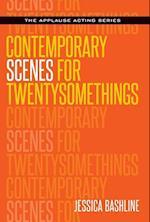 Contemporary Scenes for Twentysomethings