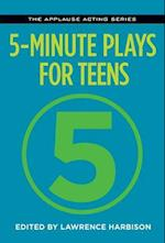 5-Minute Plays for Teens (Applause Acting Series)