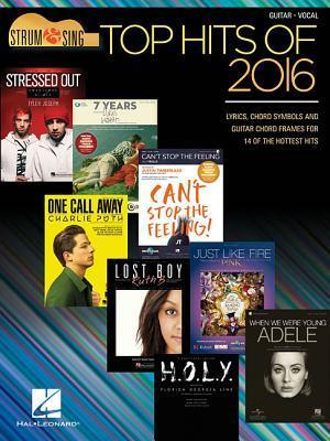 Bog, paperback Top Hits of 2016 af Hal Leonard Publishing Corporation