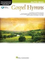 Gospel Hymns for Alto Sax