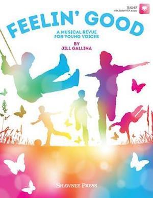 Bog, paperback Feelin' Good af Jill Gallina