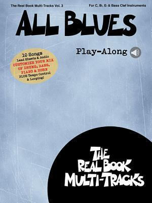 Bog, paperback All Blues Play-Along