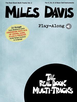 Bog, paperback Miles Davis Play-Along