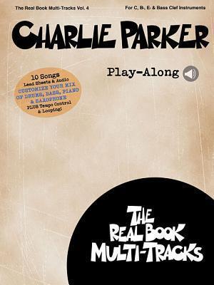Bog, paperback Charlie Parker Play-Along
