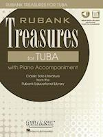 Rubank Treasures for Tuba