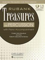 Rubank Treasures for Percussion