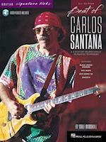 Best of Carlos Santana - Signature Licks