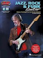 Jazz, Rock & Funk Guitar (Musicians Institute Private Lessons)