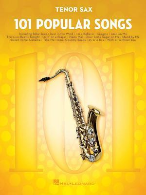 101 Popular Songs - Tenor Saxophone