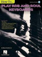 How to Play R&B Soul Keyboards