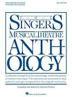 Quartets (The Singer's Musical Theatre Anthology)