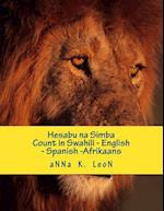 Hesabu Na Simba af Anna K. Leon