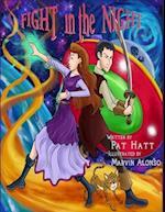Fight in the Night af Pat Hatt