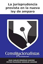 La Jurisprudencia Prevista En La Nueva Ley de Amparo af Juan Carlos Gonzalez Cancino, Victor Francisco Gonzalez Cancino