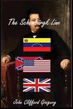 The Schomburgk Line af John Clifford Gregory