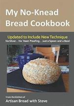 My No-Knead Bread Cookbook af Steve Gamelin