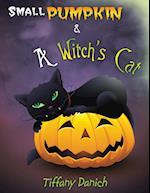 Small Pumpkin & a Witch's Cat
