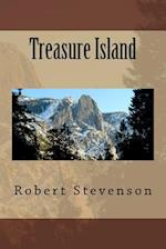 Treasure Island af MR Robert Louis Stevenson