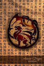 Ancient Dragon Journal af Cheryl Casey