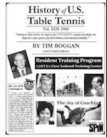 History of U.S. Table Tennis Volume 13 af Tim Boggan