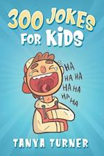 300 Jokes for Kids af Tanya Turner