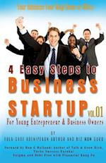 4 Easy Steps to Business Startup