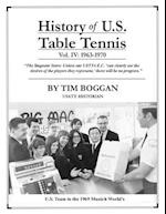 History of U.S. Table Tennis Volume 4 af Tim Boggan