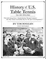 History of U.S. Table Tennis Volume 3